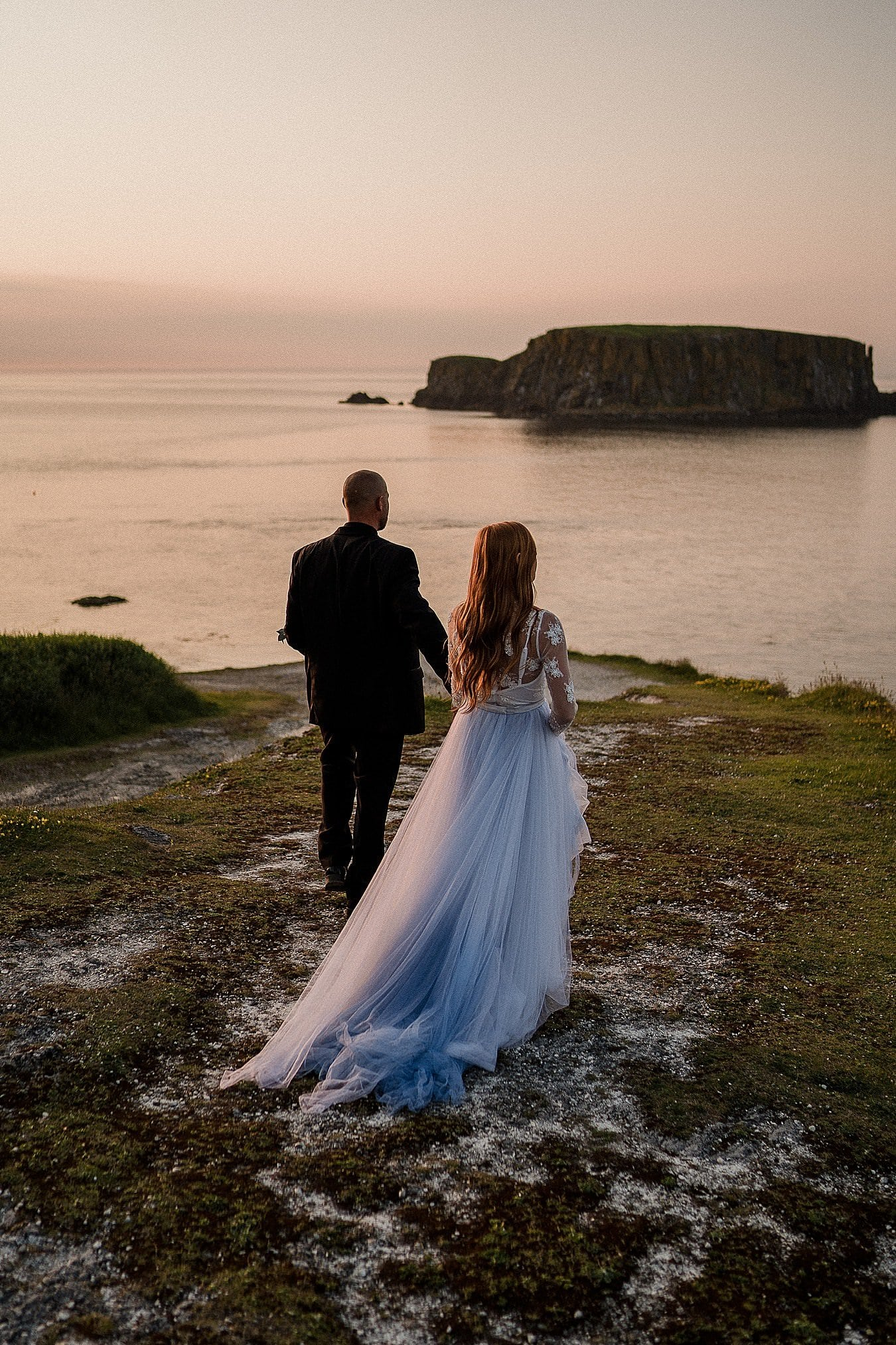 Larry Bane Northern Ireland adventure elopements irish elopement photographer
