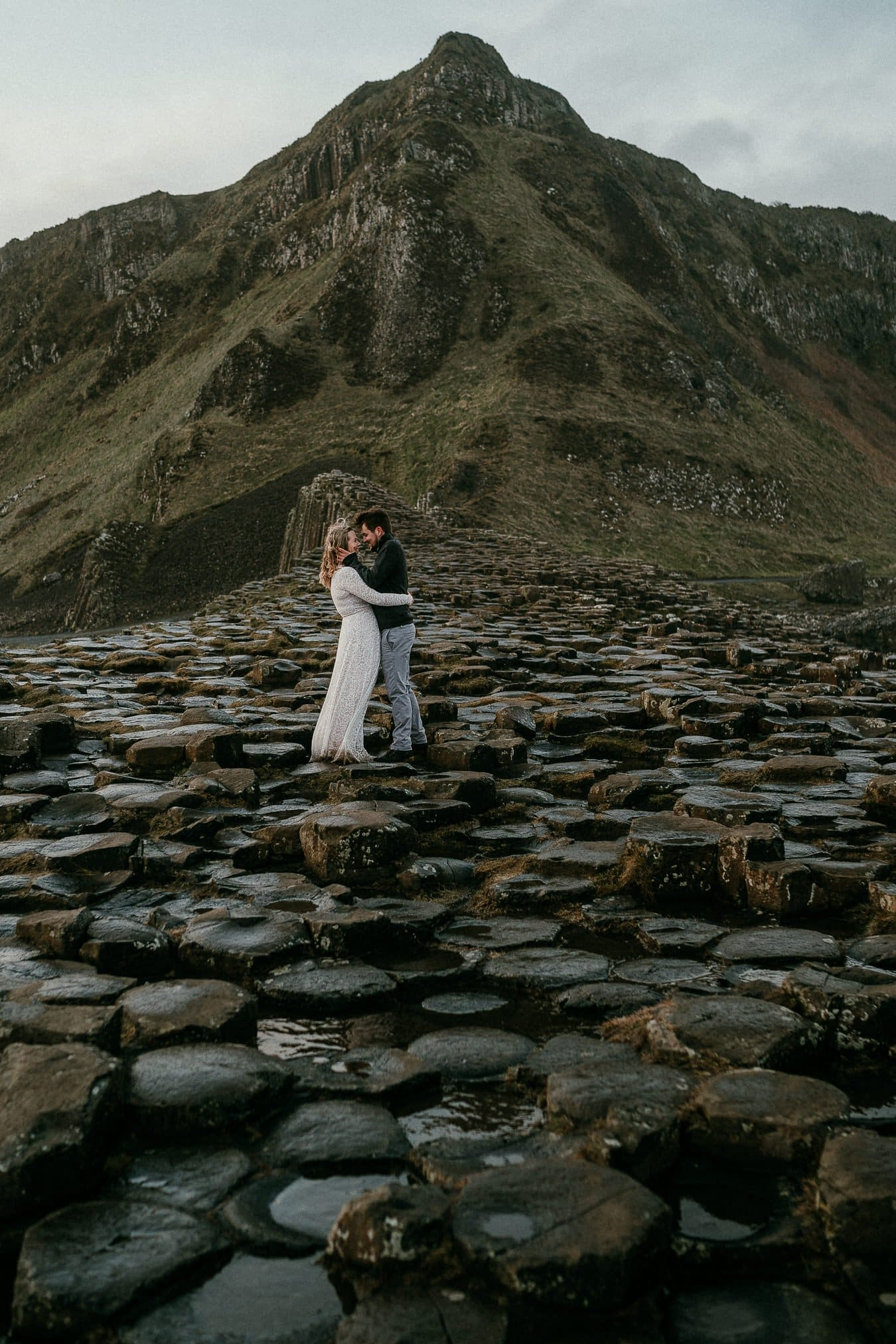 Northern Ireland elopement photographer Irish elopements Small weddings