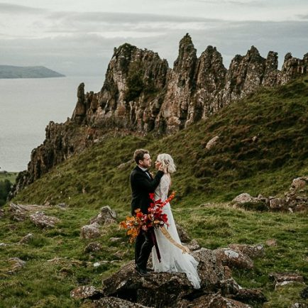northern Ireland elopements adventure
