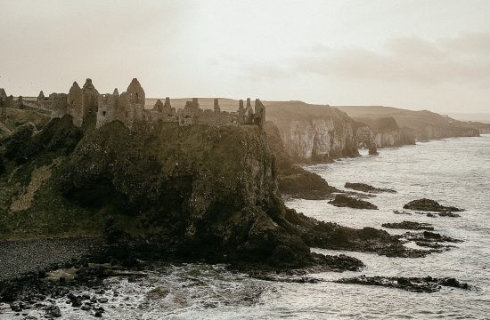 Dunluce Castle elopement a guide to eloping at this Irish castle