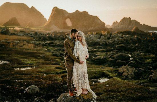 Northern Ireland couples sessions elopement photographer Irish elopements