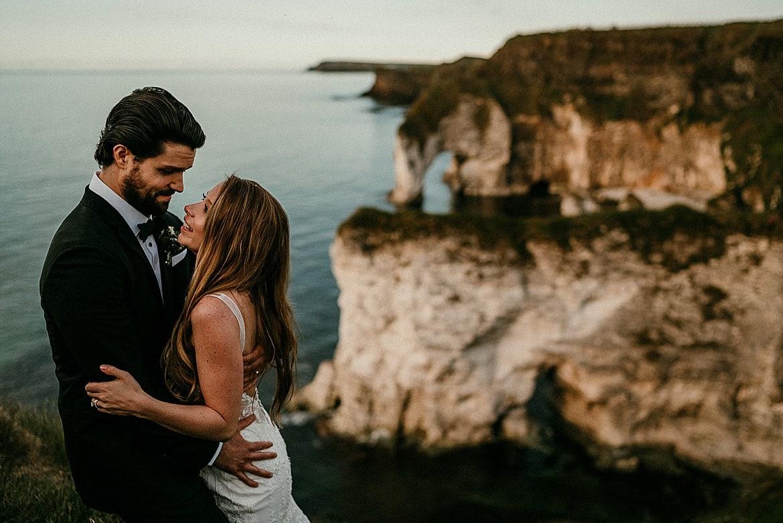 a real irish elopement