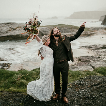 Eloping in Ireland elopement photographer